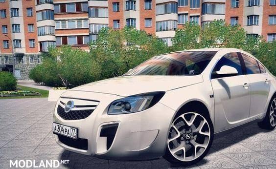 Opel Insignia OPC [1.5.0]